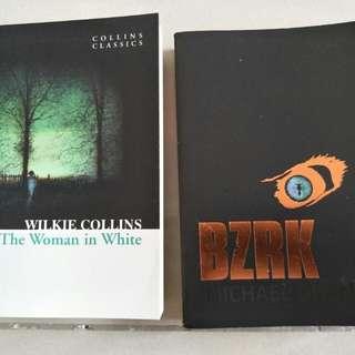 Fiction Story Books