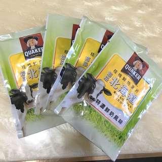 桂格北海道特濃鮮奶麥片 單包裝 #舊愛換新歡