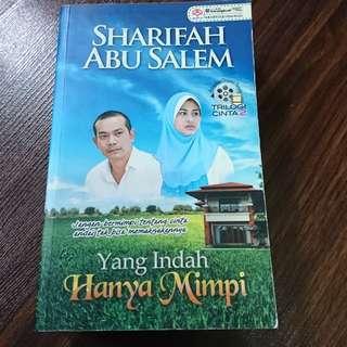 Malay Novel - Yang indah hanya mimpi