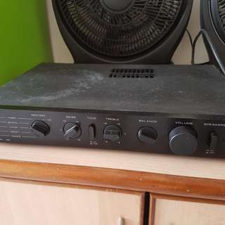 Audiolab 8000A Integrated Amp (Still in good working condition)
