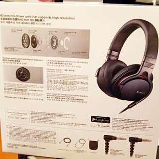 Sony MDR-1A 耳機