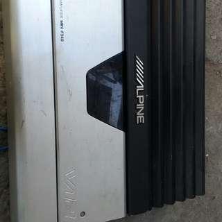 ALPINE V12 MRV - F340