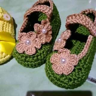 Crochef shoes