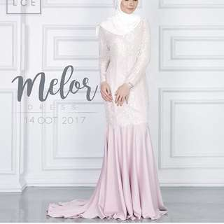 Minimalace akad collection melor dress size L