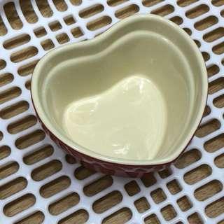 Small pet food bowl
