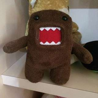 Domo-kun Plush Toy