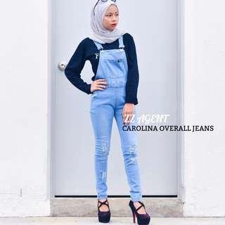 Caroline Overall Jeans