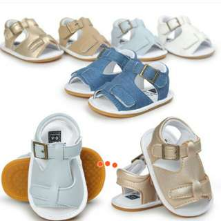 Baby Shoes (0 -18mths)