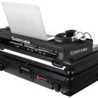 DJ controller ODYSSEY FFXGSPIDDJSXBL Flight FX Glide Case for Pioneer DDJ-SX/SX2