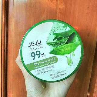 REPRICED! Jeju Aloe (The Face Shop)