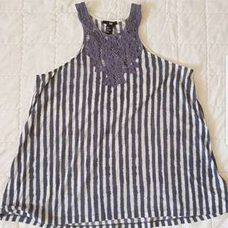 Halter stripes