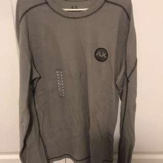 AX Armani exchange long sleeve shirt