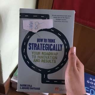BN How to Think Strategically Your Roadmap to Innovation and Results