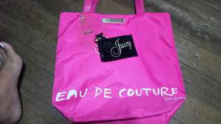 Juicy Couture tote bag and coin purse wallet
