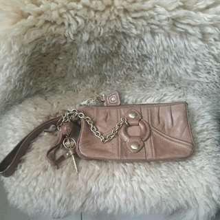 Authentic Juicy Couture Wrist Wallet