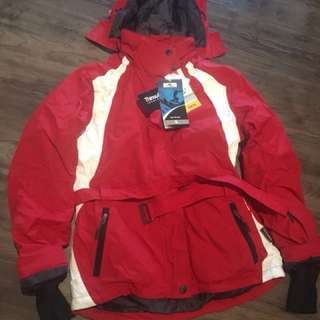 New Women's snow jacket Size M for sale