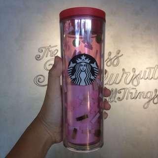 Tumbler Starbucks (tall) neww