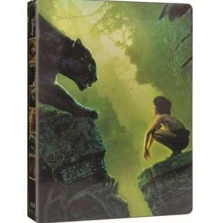 Jungle Book 3D Steelbook Bluray