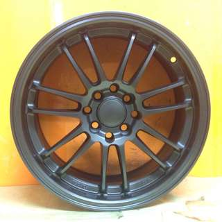 16 inch SPORT RIM VOLK RACING RE30 RAYS WHEELS