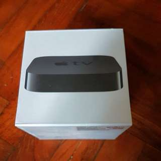 (Moving House Sales) Brand New (sealed) Apple TV 3rd Gen A1469 1080p