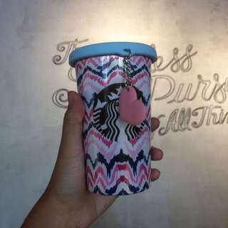 Tumbler Starbucks (tall) love