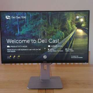"Dell UltraSharp 27"" Monitor U2715H"