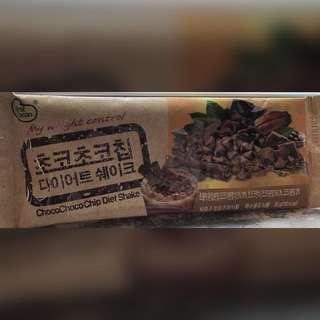 First bean雪糕味瘦身奶昔 diet shake(Choco chip)