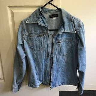 Boyfriends denim jacket