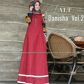 MF - 0118 - Dress Wanita Danisa