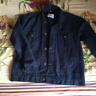 Jacket Jeans / Jacket Denim / Jaket Kanvas