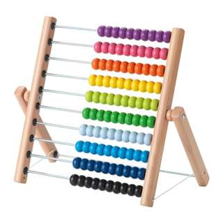 [IKEA] MULA Abacus / Colorful