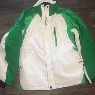 Men's snow jacket Size L for sale