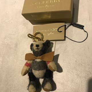 Burberry bear chain