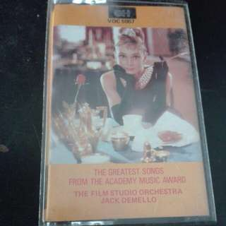 The Greatest Songs From The Academy Music Award Cassette