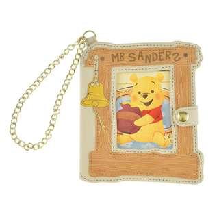 日本 Disney Store 直送 Winnie the Pooh 小熊維尼 Pooh's House 系列 Card Holder 八達通套/卡套