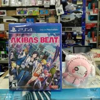 🆕 PS4 Akiba's Beat