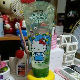 Hello Kitty Aloe Soothing Gel