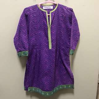 For little girls Kurti Blouse by Khaadi Kids