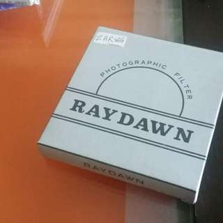 Photographic filter Raydawn