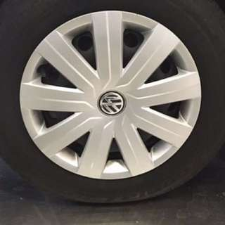 2015 Jetta All Season Tires