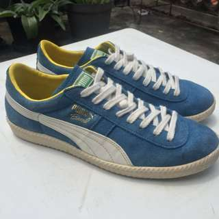Puma Brasil - French Blue / White