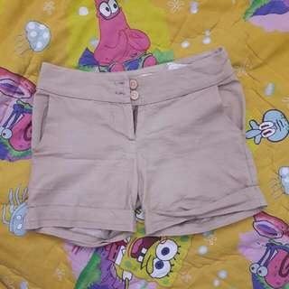 Camel Shortpants
