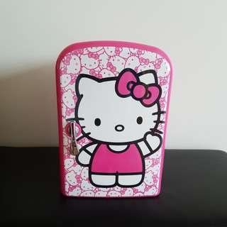 Brand New Hello kitty Mini fridge