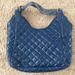 Quilted Nappy Bag