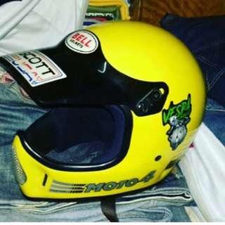 Helmet bell...moto4...sz58