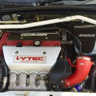 Honda Civic ET 2.0 (K20A R)