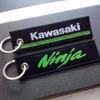 Kawasaki Ninja Keychain
