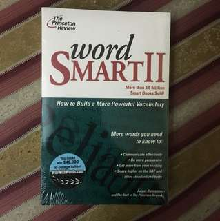 Word Smart II - How to Build a More Powerful Vocabulary