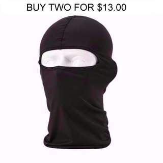 Brand New Full Face Cover Balaclava Mask Helmet Use Motorcycle Black