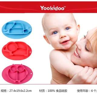 Yookidoo from US - Baby bowl easy to train & not easy to turn